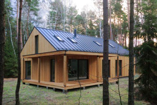 Indywidualny - projekt domu dostosowany do potrzeb