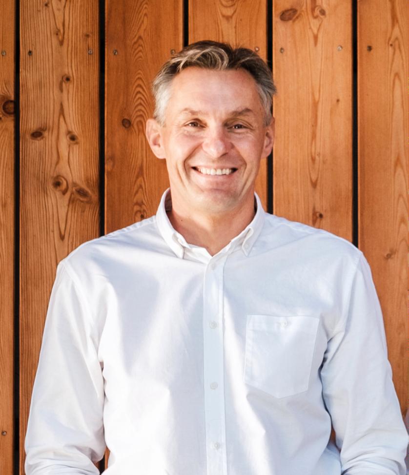 Adam Czajkowski, założyciel i szef Simple House